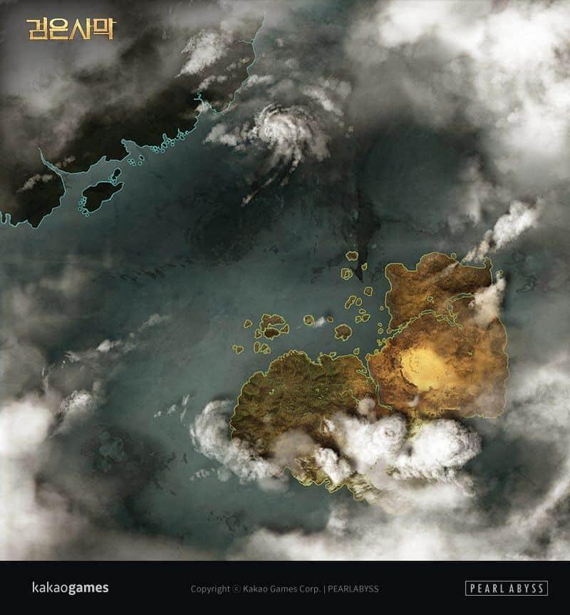 Black-Desert-New-world-map